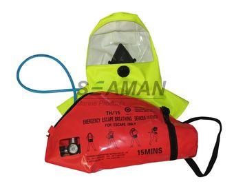 El aire mínimo de la EC/del MED 15 comprimió el dispositivo de respiración con gran consumo de aire del escape de la emergencia del aparato - EEBD