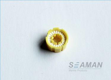 Equipo que rearma de la bobina del agua de los accesorios del plástico y del chaleco salvavidas de Suda de la píldora sensible del amarillo